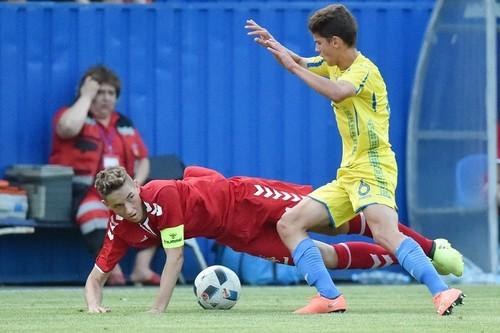 16-летний украинец Шуранов подпишет контракт с Нюрнбергом