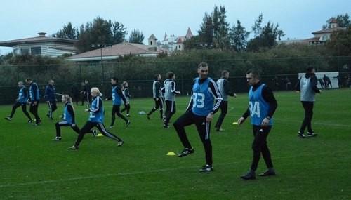 Украинские арбитры готовятся к возобновлению сезона в Турции