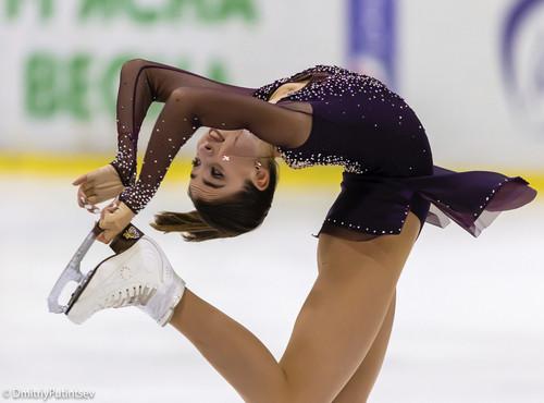Анастасія Архіпова вдруге виграла чемпіонат України серед юніорів