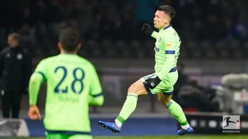 Шальке включил Коноплянку в заявку на плей-офф Лиги чемпионов