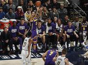 НБА. Бостон – Лейкерс. Смотреть онлайн. LIVE трансляция
