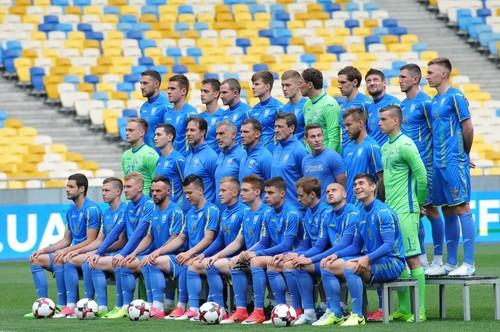 Рейтинг ФІФА. Украина в ТОП-30 найкращих