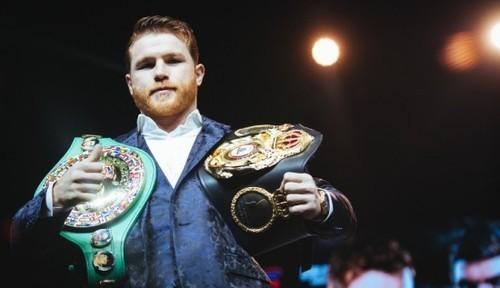 Сауль Альварес отказался от пояса WBA Regular