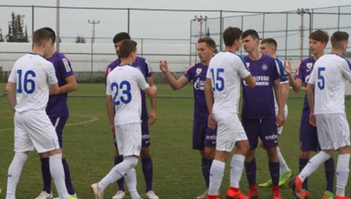 Динамо U-21 сыграло вничью с Аустрией-2