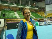 Марта КОСТЮК: «Дуже хотіла зіграти парний матч з Естонією»