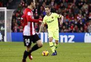 Атлетик - Барселона - 0:0. Текстовая трансляция матча