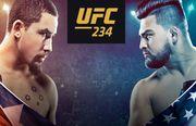 Где смотреть онлайн UFC 234