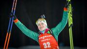 biathlonworld.com. Дарья Домрачева