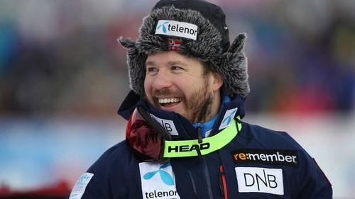 Янсруд – чемпион мира в скоростном спуске