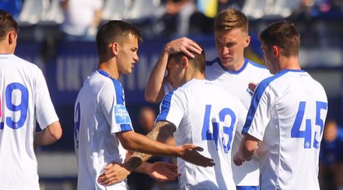 Динамо - Волеренга 2:1. Видео голов и обзор матча