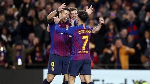 Где смотреть онлайн матч чемпионата Испании Атлетик — Барселона