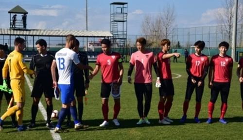 Мариуполь в контрольном матче обыграл Актобе