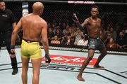 UFC 234. Адесанья победил Силву