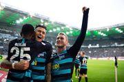 Боруссия Менхенгладбах — Герта - 0:3. Видео голов и обзор матча