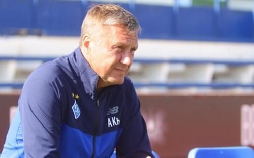 Александр ХАЦКЕВИЧ: «Динамо с хорошим настроением завершило цикл»