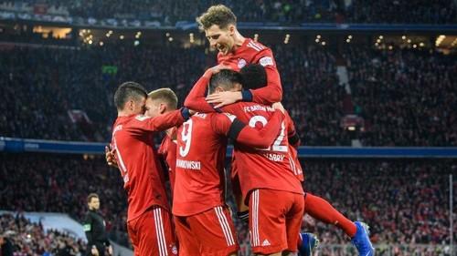 Бавария — Шальке — 3:1. Видео голов и обзор матча