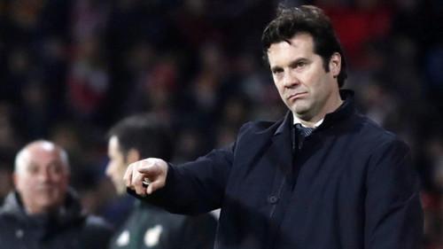 Сантьяго СОЛАРИ: «Реал будет бороться за все титулы до конца»