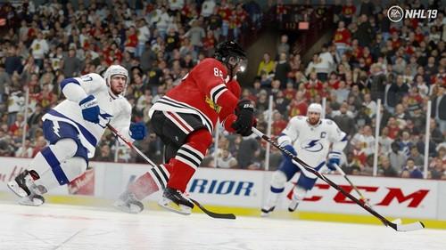 Калгари Флеймз проведут турнир по NHL 19