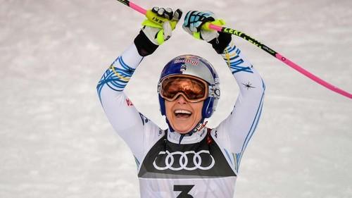 Линдси Вонн завоевала бронзу ЧМ в своей прощальной гонке