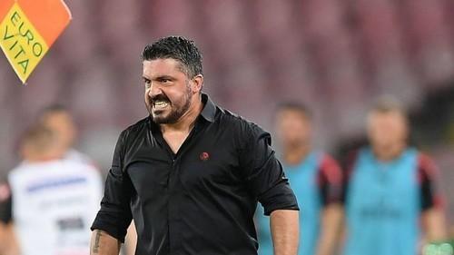 Гаттузо останется наставником Милана только в cлучае выхода в ЛЧ