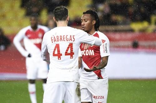 Монако на выезде сыграл вничью с Монпелье