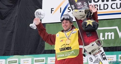 Корнинг и Садовски Синнотт – чемпионы мира в слоупстайле