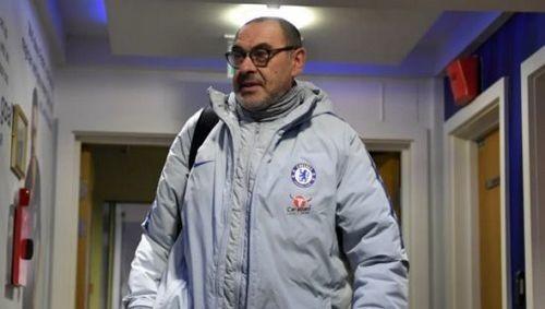Маурицио САРРИ об инциденте с Гвардиолой: «Я просто не увидел его»