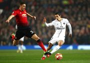 Манчестер Юнайтед - Пари Сен-Жермен - 0:2. Текстовая трансляция матча