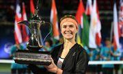WTA. Элина Свитолина