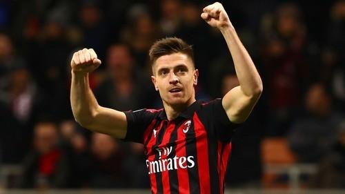 Кшиштоф ПЕНТЕК: «Хочу забивать в каждой игре за Милан»