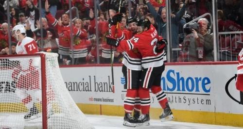 НХЛ. 7 подряд победа Чикаго, 7 поражение Колорадо, успех Айлендерс