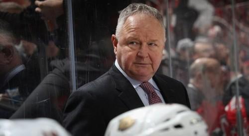 НХЛ. Анахайм уволил тренера. Команда проиграла 19 матчей из 21