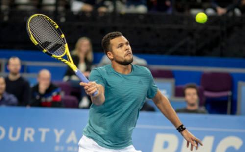 Рейтинг ATP. Жо-Вильфрид Цонга вернулся в топ-150