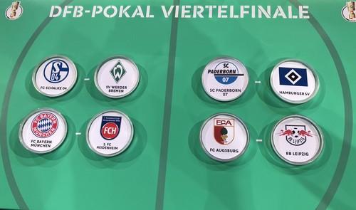 Шальке Евгения Коноплянки узнал соперника в 1/4 финала Кубка Германии