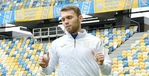 КАРАВАЕВ: «Надеюсь быть в составе сборной Украины в отборе на Евро»