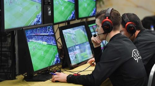 С 1/8 финала VAR будет использоваться на всех матчах Лиги чемпионов