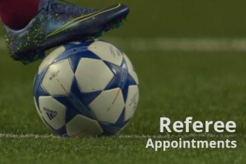 Стали известны имена арбитров на матчи 1/8 финала Лиги чемпионов