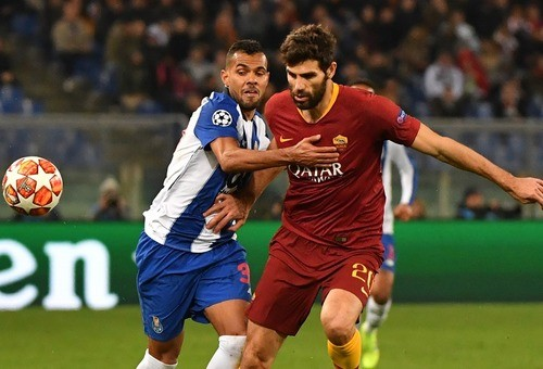 Рома - Порту - 2:1. Текстовая трансляция матча