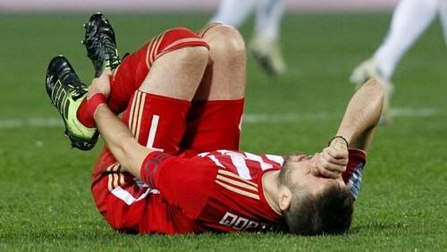 Капитан Олимпиакоса может пропустить матч против Динамо