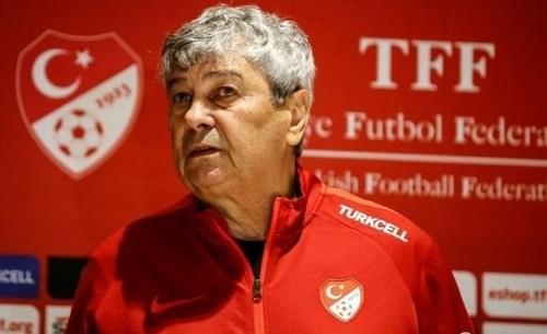 Мирча Луческу покидает сборную Турции