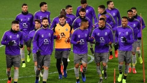 Рома Порту прогноз: Где смотреть онлайн прямую трансляцию матча