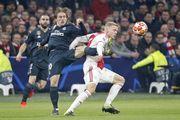 Твиттер. Аякс – Реал Мадрид
