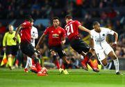 ПСЖ нанес первое поражение Манчестер Юнайтед при Сульшере