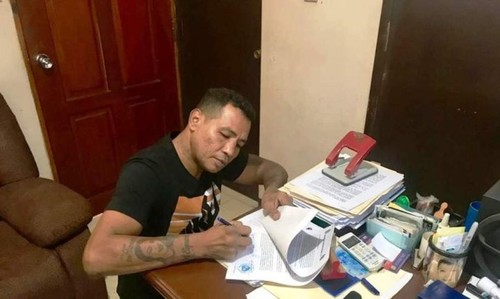 45-летний Рикардо Майорга 6 апреля проведет следующий бой