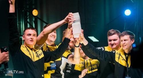 Natus Vincere среди фаворитов IEM Katowice Major 2019