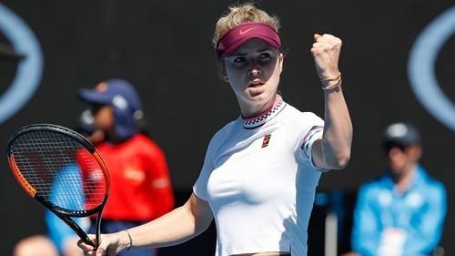 Определилась соперница Свитолиной во втором круге турнира в Дохе