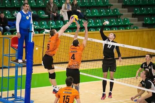 Определился состав полуфинальных пар Кубка Украины по волейболу