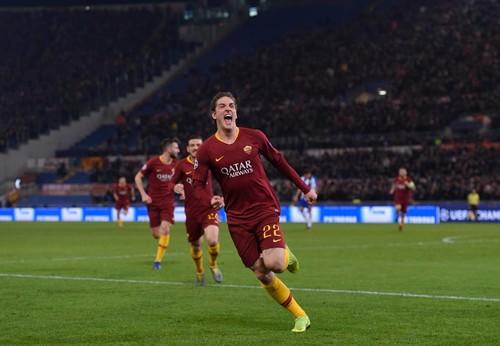 Дзаньоло - самый молодой итальянец, оформивший дубль в Лиге чемпионов