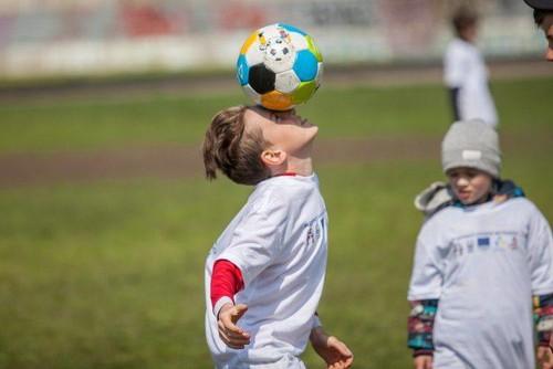 В турнірі на призи Шкіряний м'яч грає більш, ніж 100 тисяч дітей