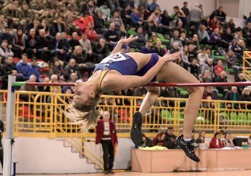 Юлія Левченко встановила молодіжний рекорд України